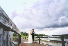 Prewedding Icha & Ocha by LexaPearce