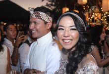 Gading & Gisel Wedding Day by Triaji Jati Photography