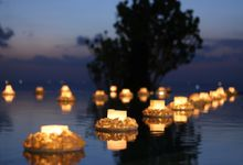 Wedding Dinner by Bali Exotic Wedding Organizer