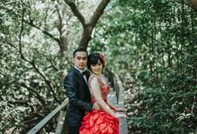 from wedding Andrie & Merry by royal photoworks