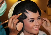 WEDDING - CYNTHIA by NANA Rias Pengantin