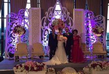 The Wedding 10 Oktober 2015 by Chakra Venue