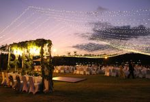 Deo and Carera Wedding by Rumah Luwih Beach Resort