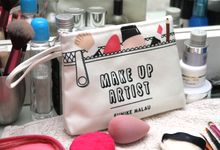 Make Up Artist Pouch by thepouch.id