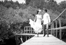 Esti & Ari by shendyJEPRET