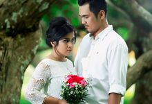 PRE WEDDING BASOFI & ESTER by AHA