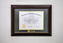 Educational  academic and skill by GIA by Wellman Jewelry