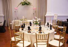 Grand Food Tasting I by OC Weddings