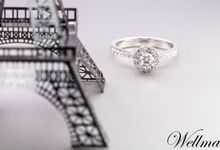 Classic Solitaire Engagement Ring by Wellman Jewelry