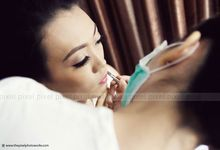 Wedding Makeup by Dhea Arway Makeup Artist