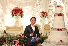 Wedding at Peninsula Hotel by X-Seven Entertainment