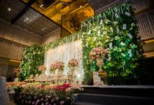 The Wedding of Davin & Yunisa by The Swan Decoration