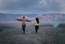 Prewedding Bromo Nanda - Dodo by Hexa Images