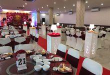 Sangjit M&A by Haka Restaurant