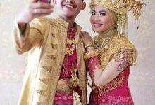 Ade & Didi Wedding by Lili Aini Photography