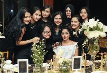 Nina Zatulini bridal shower by Mindfolks Wedding
