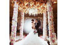 Istana Muara Wedding of Jefry & Christine by DeRose Decoration