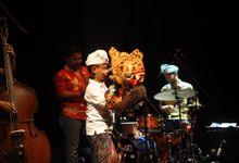 Gustu Brahmanta Project in Ubud Village Jazz Festival by BALI LIVE ENTERTAINMENT