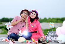 Prewedding Tia & Fajar by MOMENTO Photography