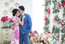 HARYO SUTANTO and AUDILIA AGATHA PREWEDDING by Philip Formalwear