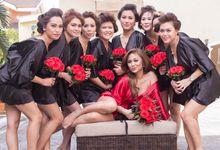 MARLO & KRISTINE WEDDING by Aying Salupan Designs & Photography