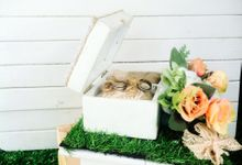 RUSTIC RING BEARER by DNY Creative