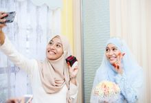Rafiq & Liyana Solemnization by Whitepix Studio