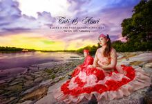 FUN-tastic Pre-Wedding Titi & Amri by Alonk Darb Photography