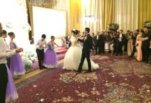 THE WEDDING OF RIDWAN AND EVELYN by JS Wedding Planner Organizer and Entertainment