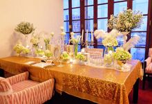 Gold Propose by Valexis Table Design