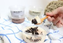 silky pudding by Bonbon Patisserie