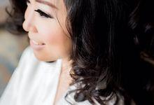 #Makeup story of Audrey by Linda Make Up Studio