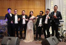 Wedding Tirta dan Rani by RBI Entertainment / WeddingBand