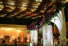 Secilia & Irwan Wedding by Alfabet Catering