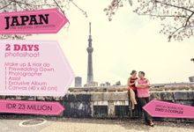 Japan Prewedding Promo by Picomo