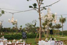 Birthday Party by Rumah Luwih Beach Resort