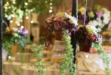 Wedding of Bram & Adel by Azalia Decoration