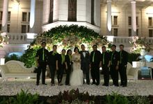THE WEDDING OF RICKY AND NIA by JS Wedding Planner Organizer and Entertainment