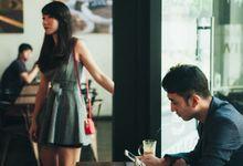JC X Sheena Couple Shoot by Legacy Studio