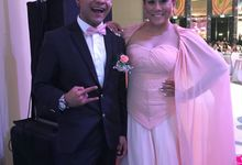 Andreas & Elizabeth Wedding at Intercontinental Hotel Bandung by Gio Music Entertainment