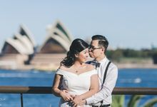 Jonathan & Laura Prewedding by Deppicto