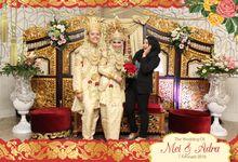 Photobooth wedding by SmiteBooth
