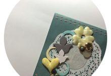 Private Wedding Invitation by Pastiche Touch