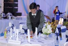 DCaf Catering Team by D'Caf Catering