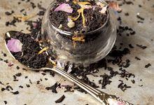 Havilla Gourmet Tea custom wedding tea favor by Havilla Gourmet Tea