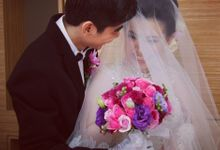 Liong & Putri by Rossely's Florist