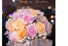Daniel & Amelinda Wedding by Rossely's Florist