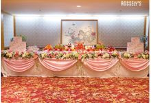 Ivo engagement day by Rossely's Florist