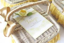 Bridemaids' Hamper by Havilla Gourmet Tea