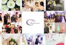 The Weding Andre & Maya by C+ Productions